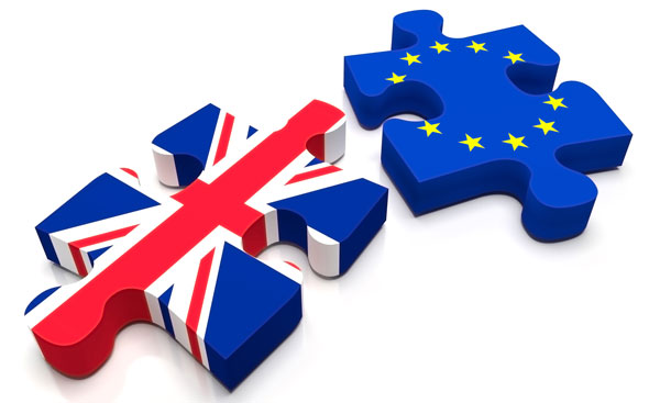 Brexit, jigsaw puzzle pieces