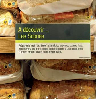Marks and Spencer Scones