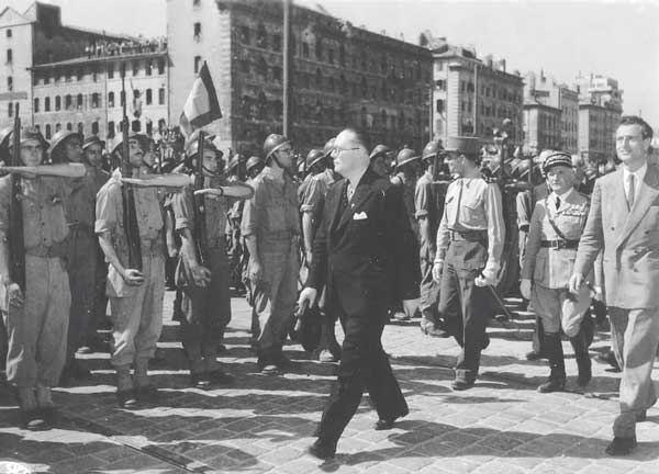 Liberation of Marseille