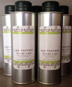 Les Pastra Olive Oil