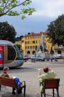 Place Garibaldi in Nice