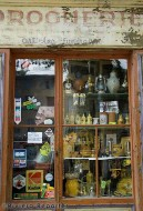 Old shop window, Provence