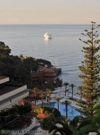 The Monte Carlo Sporting Club pool