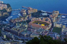 Monaco Fontveielle and Stade Louis II