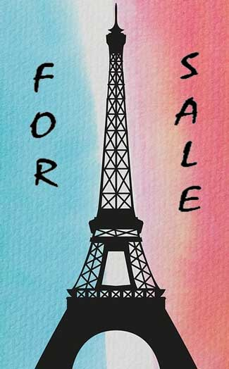 Eiffel Tower, For Sale