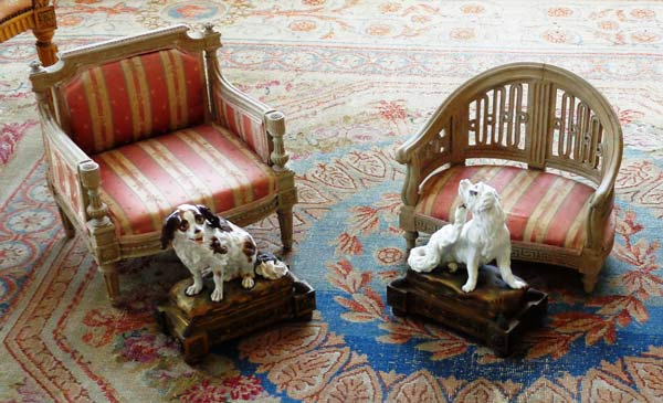 Ephrussi Dog Furniture