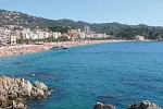 Bay of Lloret de Mar