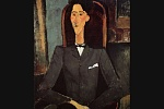 Cocteau by Modigliani