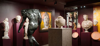 Mougins Museum Exhibits