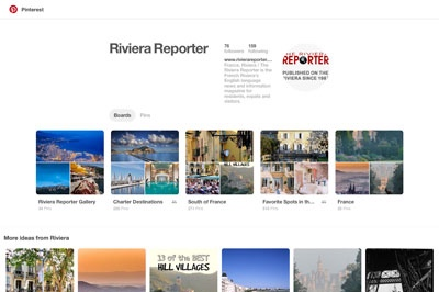 Riviera Reporter boards on Pinterest