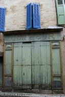 Shutters in Provence