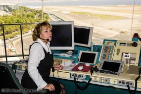 Air Traffic Controller at Nice Airport
